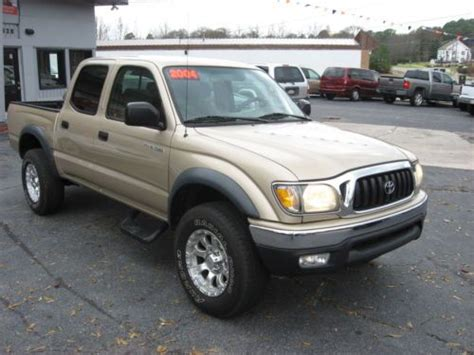 Pre Runner Toyota Find Used 2004 Toyota Tacoma Pre Runner Crew Cab 4