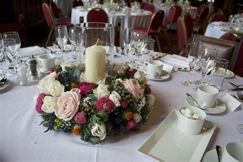 Wedding Reception Flowers by Wedding Reception Flowers Laurel Weddings