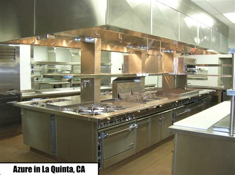 jade range custom island suites commercial kitchen