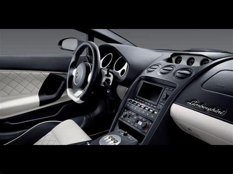 Lamborghini Gallardo Dashboard 2007 Lamborghini Gallardo Nera Dashboard 1280x960