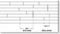 Staggered Pattern For Laminate Flooring - springflex sprung hardwood dance floor installation guide