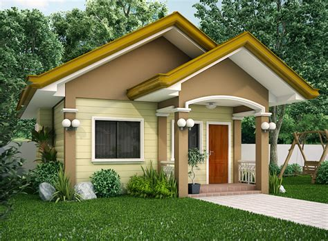 Small Houses Design | 15 beautiful small house designs