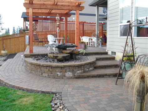 Backyard Bbq Vancouver Wa 100 Patio Designs Pictures And Ideas
