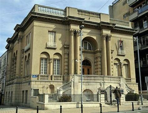 Nicola Tesla Museum Muzej Nikole Tesle Nikola Tesla Museum Belgrade Serbia
