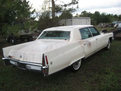 How To Clean Moldy Car Interior Find Used 1970 Cadillac Fleetwood Original Condition Rat