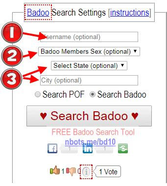 Badoo Search Name How To Change Search Location On Badoo Dating Scrapers N Bots