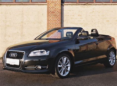 Audi A3 Cab by Audi A3 Cab 2 0 Tdi S Tronic Easy Lease A S