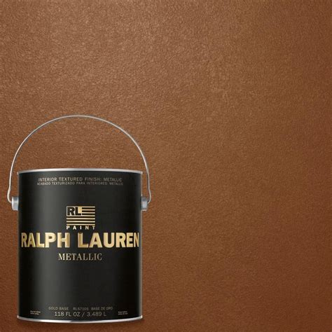 ralph 1 gal copper luster gold metallic specialty