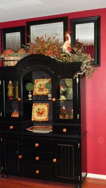 china cabinet decorating ideas fall decorating for china cabinet dining room makeover