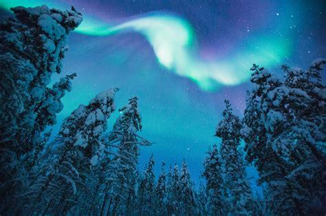 Finland Northern Lights Tour Sky Telescope