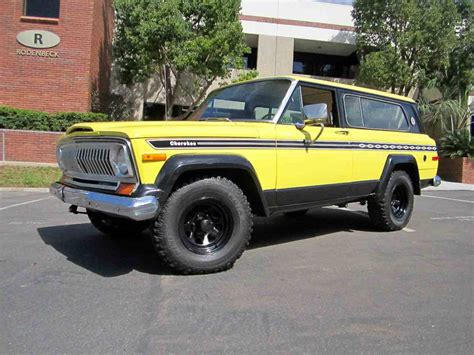 jeep chief for sale 1977 jeep chief for sale classiccars com cc