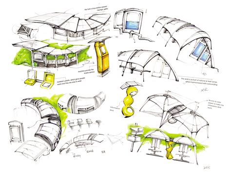 design concept of bus terminal 2008 beijing olympic bus station design by qianru zhang at