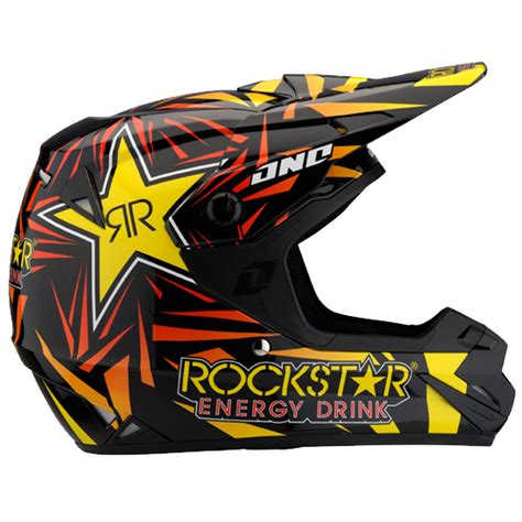 energy motocross helmets rockstar dirt bike helmets