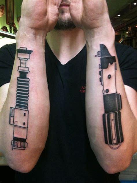 lightsaber tattoo lightsaber arm tattoos tattoos tattoos
