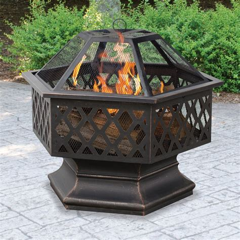 chiminea vs pit garden treasures chiminea style pit garden landscape