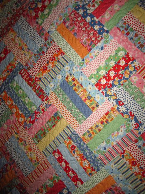 Jelly Rolls Quilt by Just Jelly Roll Quilt Quilting