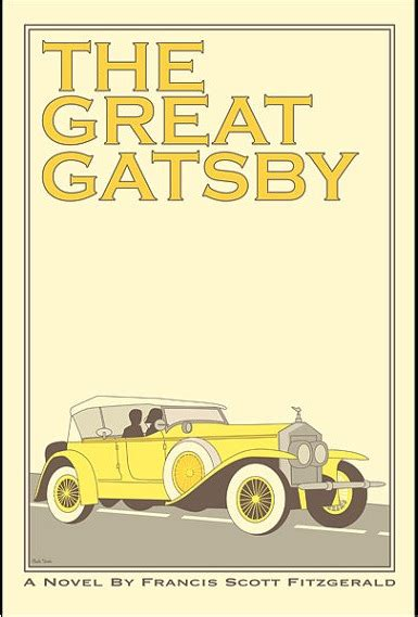 theme of yellow in the great gatsby 20 amazing reimagined book covers page 12 flavorwire