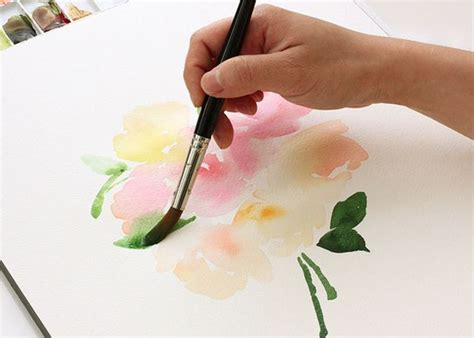 tutorial watercolor 1000 images about ideas on pinterest wrapping happy