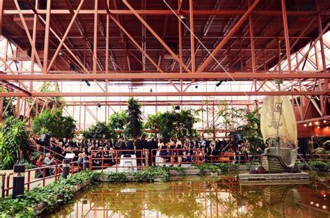 edmonton venues muttart conservatory edmonton area wedding locations