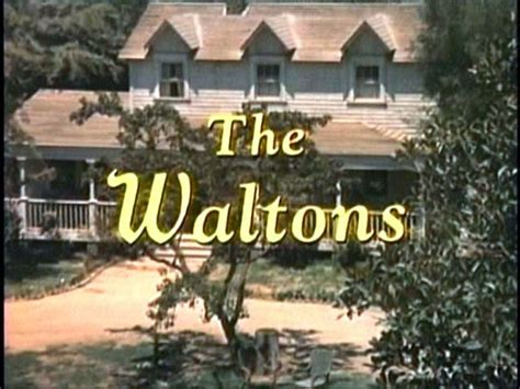 walton music house the waltons first season introduction