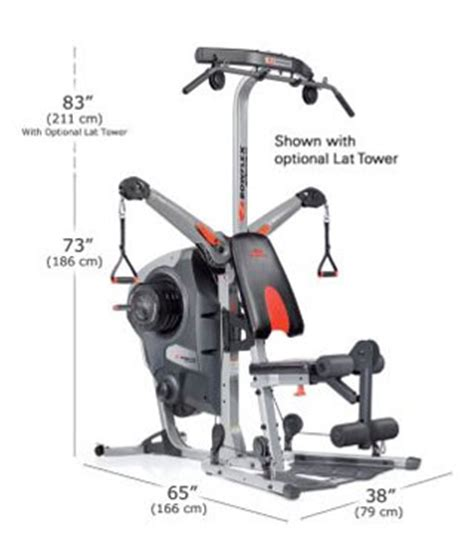 bowflex revolution xp 220 pound home