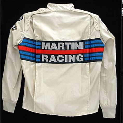 werkstatt jacke lancia martini racing tizioano siviero racing jacket