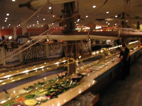 captain georges seafood buffet buffet table at captain george s picture of captain
