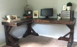 Diy Corner Desk Ideas Diy Corner Desk Home Happiness