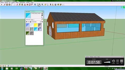imagenes para google sketchup construir una casa en google sketchup 8 youtube