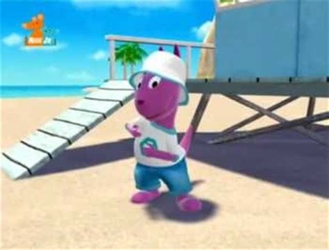 mystery lifeguard character the backyardigans wiki