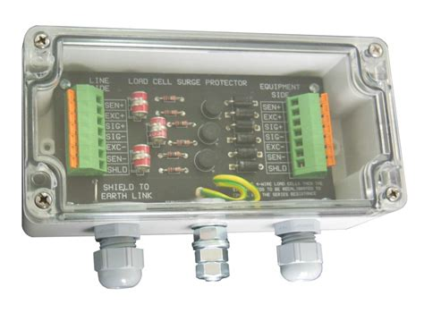 load cell surge protector iq640 instrotech australia