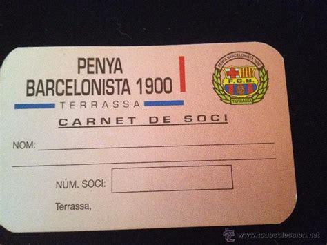 barcelona fariz rm chord carnet pe 241 a penya de futbol club fc barcelona comprar