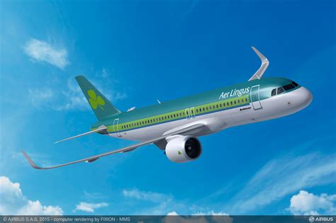 air lease corporation aer lingus sign for 7 a321neo s