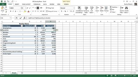 tutorial youtube excel 2013 microsoft excel 2013 tutorial 20 using formulas in