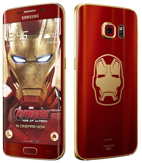 Hp Samsung S6 Limited Edition samsung officially announces galaxy s6 edge iron limited edition hardwarezone my