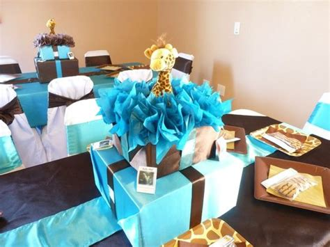 Giraffe Centerpieces For Baby Shower by Giraffe Centerpieces For Baby Shower Baby Shower Ideas