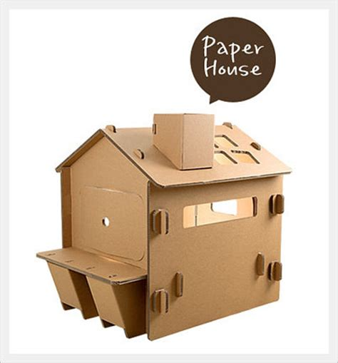 How To Make A Small Paper House - paper house cafe green gaia co ltd