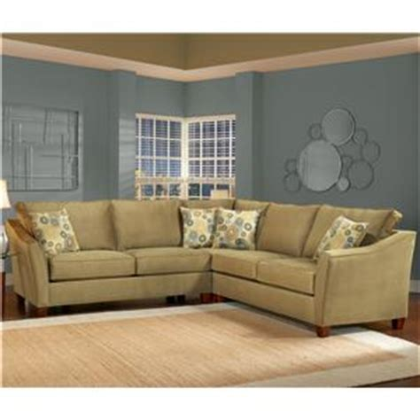 6 Seat Sectional Belfort Essentials Fleetwood 6 Seat Sectional Sofa With