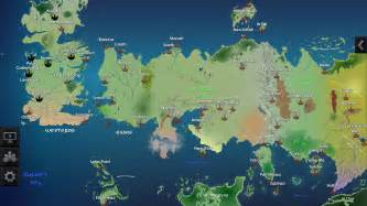 World Map Game by Pics Photos Game Of Thrones World Map