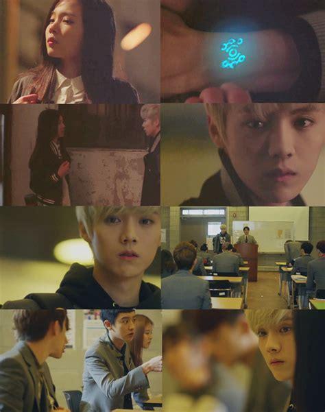 exo korean film exo wolf drama version exo k fan art 35036127 fanpop
