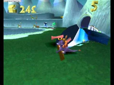 spyro the dragon stregoni wizard peak youtube