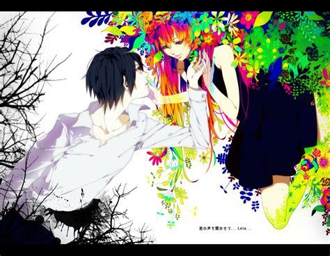 colorful anime colorful anime wallpaper 3000x2333 wallpoper