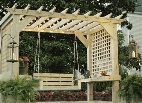 building a pergola on a patio diy backyard ideas 9 creative ways to make a hangout