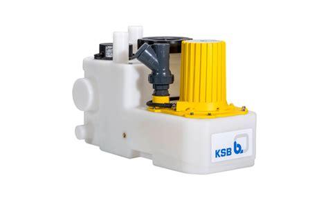 Kozure Ksb 40 Bd 1 220 berflutbare f 228 kalienhebeanlage mini compacta ksb