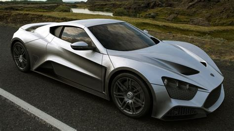 supercar suv the zenvo st1 supercar and the dartz kombat suv for the u s