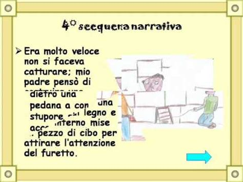 come dividere un testo in sequenze 5 sequenze narrative per un racconto di astuzia wmv
