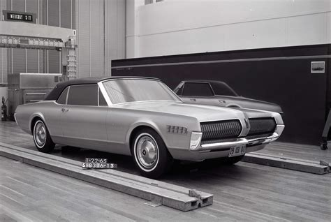 how to work on cars 1967 mercury cougar lane departure warning behind the curtain how the 1967 mercury cougar was born in ford s styling studios rk motors
