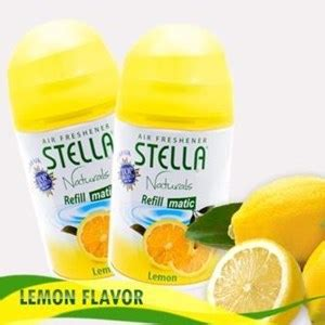 90205 Stella Matic Refil Lemon sell stella matic refill