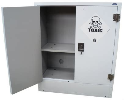 toxic storage cabinets esl industries limited new