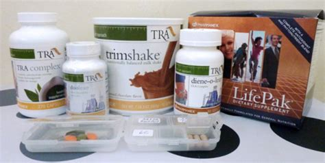 Suplemen Nu Skin nuskin tra my last resort to weight loss that actually